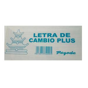 Talon Letra De Cambio 50H Plus X 3 Embo