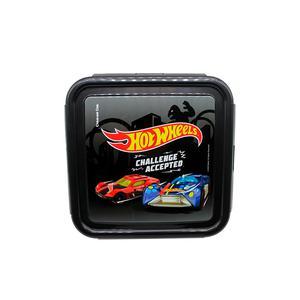 Taper 500Ml Hot Wheels Gorila Animation Brands
