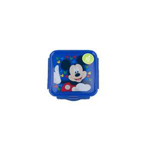 Tapper Hermético 500Ml Mickey Azul Titanio