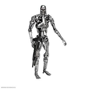 Terminator 7'' Endoskeleton