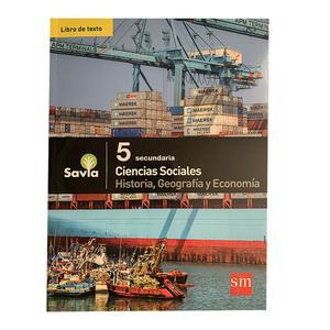 Texto Ciencias Sociales Sec5 Savia Sm