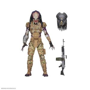 The Predator 1  7'' Deluxe Emissary