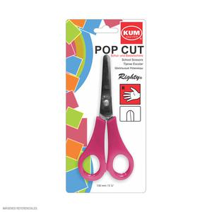 Tijera 5'' Pop Cut Kum