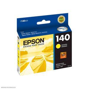 Tinta Epson 140 T140420 Amarillo