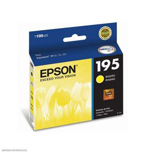 Tinta Epson 195 Amarillo