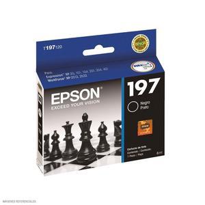 Tinta Epson 197 Negro
