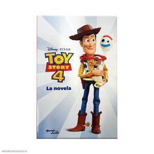 Toy Story 4 Novela