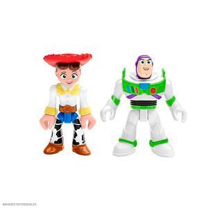 Toy Story Buzz Lightyear & Jessie