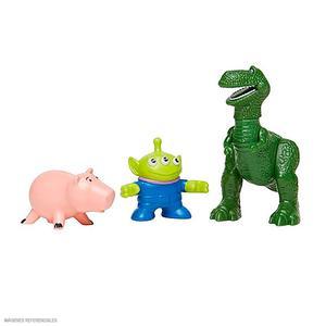 Toy Story  Rex Hamm & Alien Pack