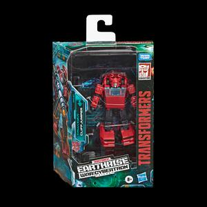 Transformers Gen Wfc E Del Cliffjum