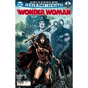 Wonder Woman N° 15 (Ecc Comics)